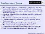 trade based modes of financing2