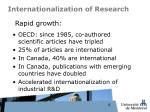 internationalization of research4