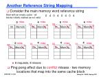 another reference string mapping