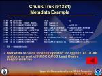chuuk truk 91334 metadata example