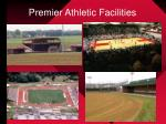 premier athletic facilities