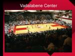vadalabene center