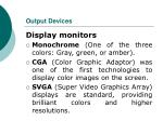 output devices3