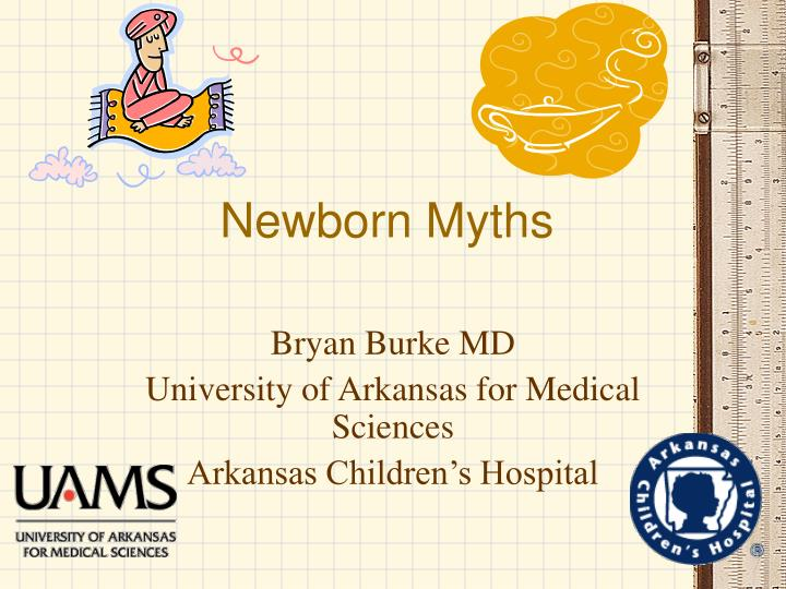 newborn myths n.