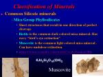 classification of minerals3