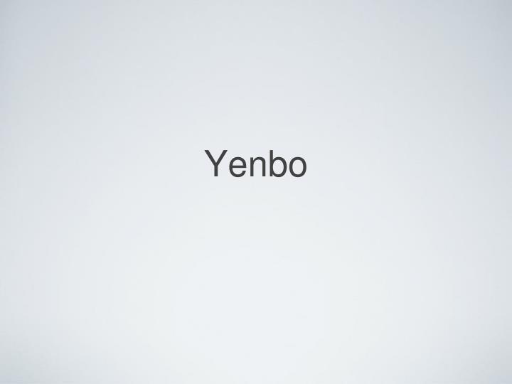 Yenbo