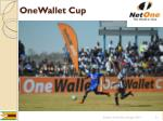 onewallet cup