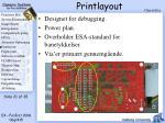 printlayout