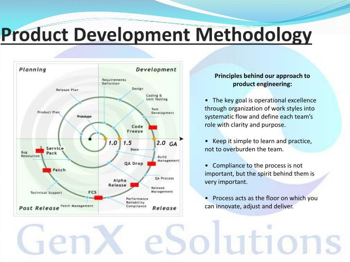 Product Development Methodology