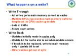 what happens on a write3