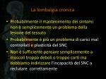la lombalgia cronica
