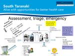 assessment triage emergency
