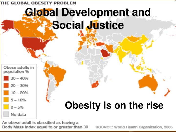 global development and social justice n.