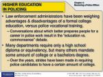 higher education in policing