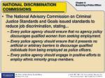 national discrimination commissions1
