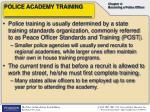 police academy training1
