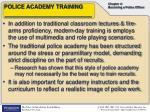 police academy training2
