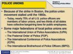 police unions1