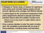 police work as a career2
