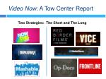 video now a tow center report5