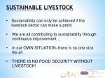 sustainable livestock1