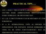practical tips1