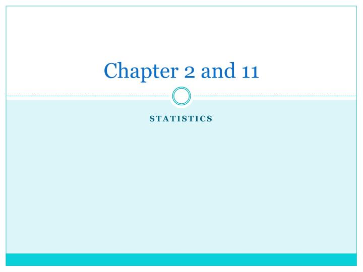 chapter 2 and 11 n.