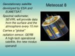 meteosat 8