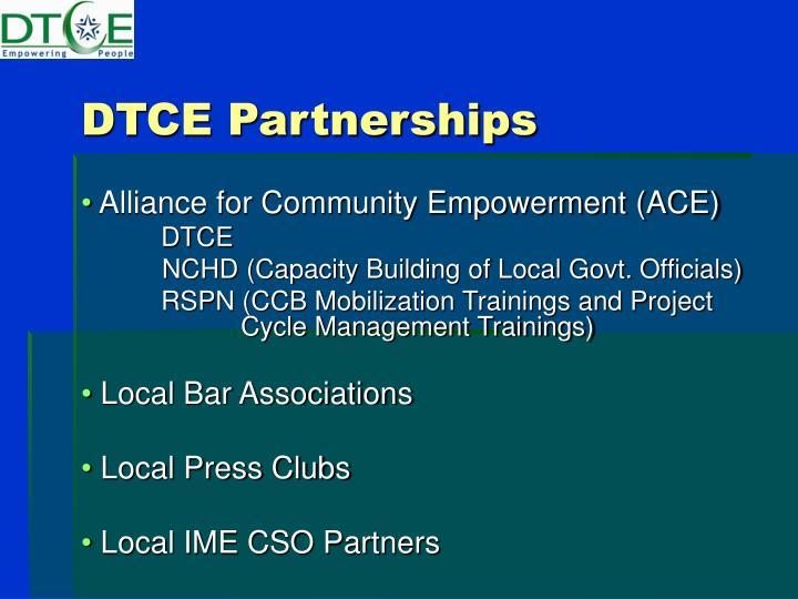 DTCE Partnerships