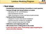 landuse modeling program5