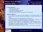 rotary club moreno distrito 48558