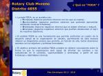 rotary club moreno distrito 48559