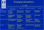 emerging interactions source bipe