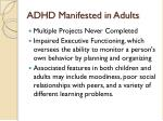 adhd manifested in adults2