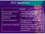 avc isqu mico1