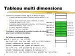 tableau multi dimensions1