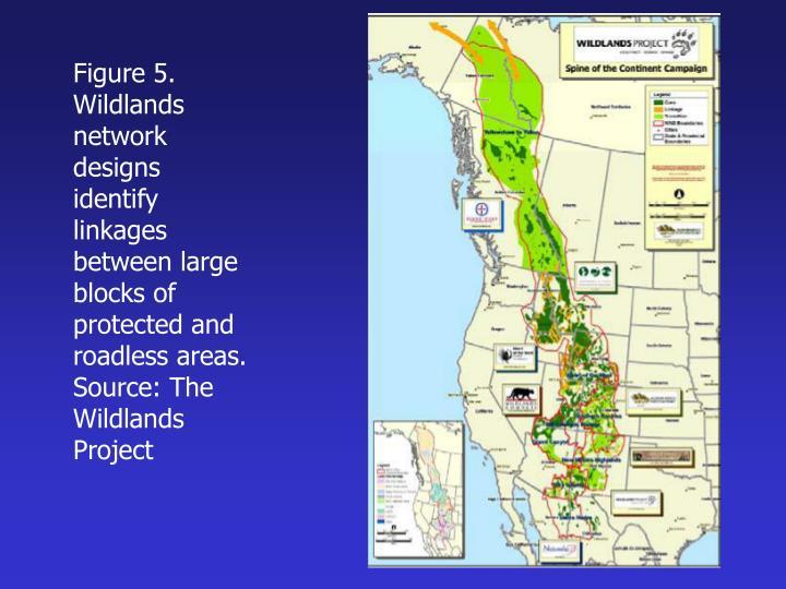 Figure 5. Wildlands