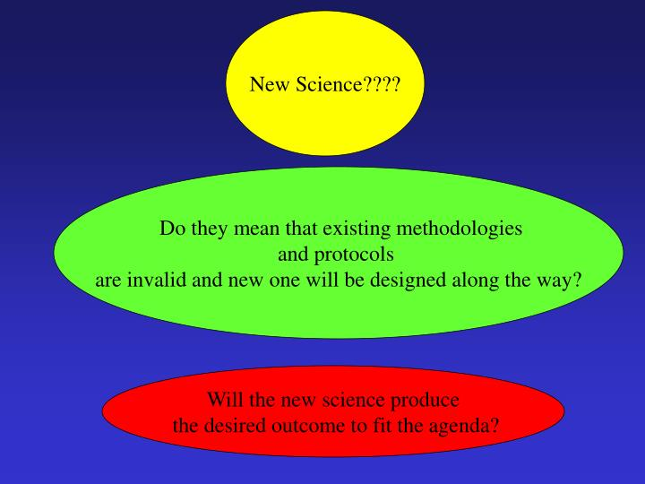 New Science????
