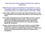 7 most important results of enpi fleg first year in belarus iucn part