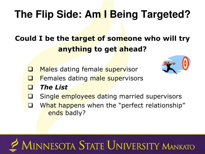 The Flip Side: Am I Being Targeted?