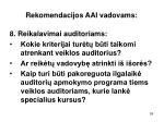 rekomendacijos aai vadovams4