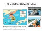 the demilitarized zone dmz