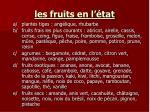 les fruits en l tat5