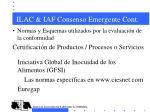 ilac iaf consenso emergente cont11