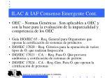 ilac iaf consenso emergente cont2