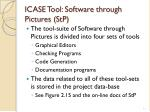icase tool software through pictures stp