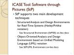 icase tool software through pictures stp1