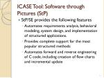 icase tool software through pictures stp2