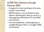 icase tool software through pictures stp7