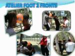 atelier foot 2 fronts